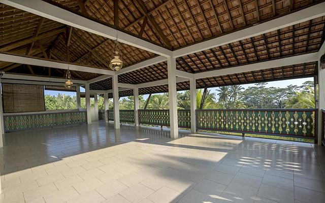 Ubud Sari Hotel - Wellness Center - Yoga Hall