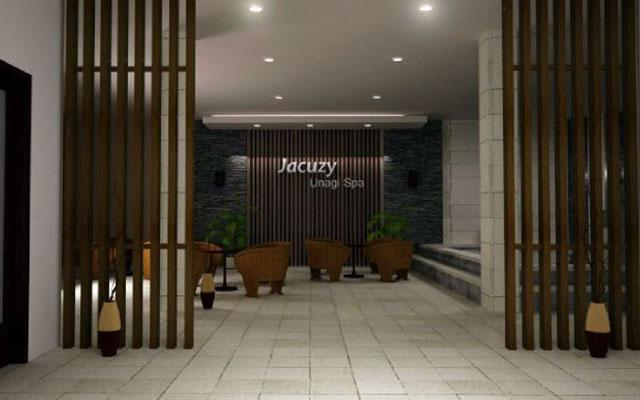 Spa, Fitness, Yoga Denpasar - Unagi Wellness - Jacuzzi