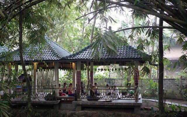 Healing in Ubud - Upper Pavillions at Taksu Spa