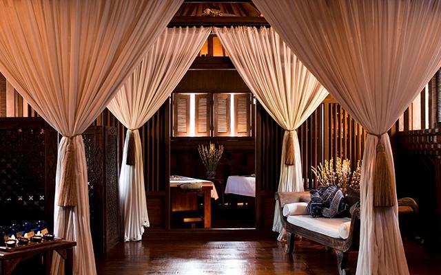 Luxury Spa Bali - Warwick Spa Ubud