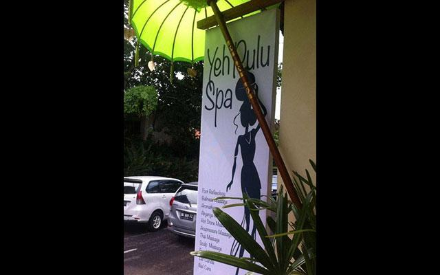 Yeh Pulu Spa Logo Front View