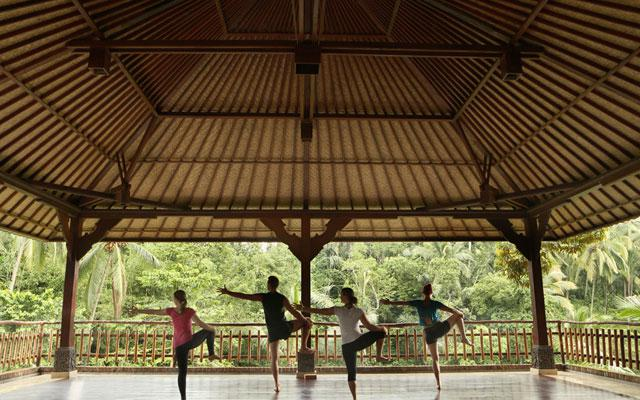 Ubud Yoga - Yoga at Abing : Yoga Class