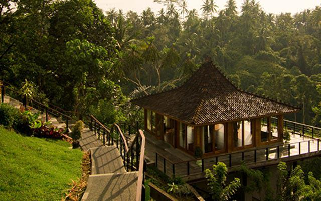 Yoga House - Kamandalu Spa Ubud