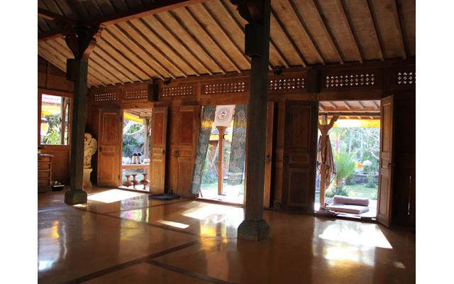 Yoga and Meditation - Yoga Sala at Kura Kura Yoga Retreat, Tabanan, Bali