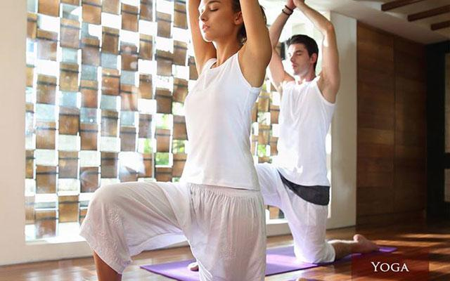 Kuta Spa - Spa at Berry Amour : Yoga