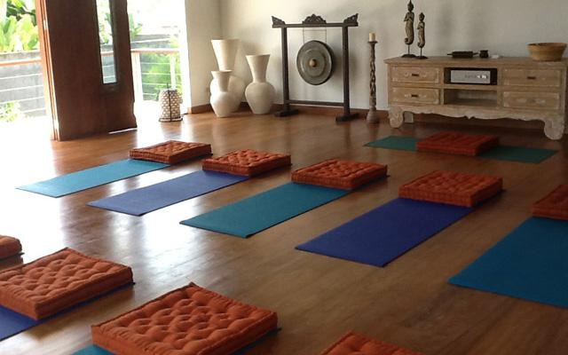 Yoga in Bali - The Sevent Seal Retreat - Yoga Studio