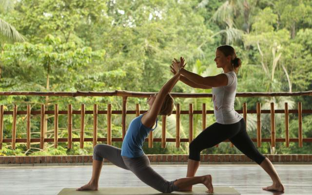 Ubud Yoga - Yoga at Abing : Yoga Teacher Training