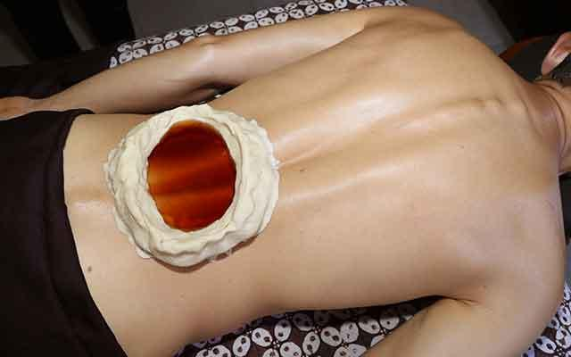 Ayurvedic treatment at Amrtasiddhi