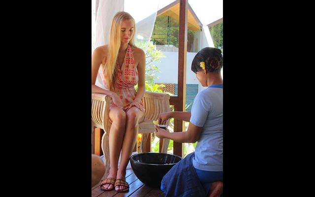 Agata Resort Nusa Dua - Spa Treatment