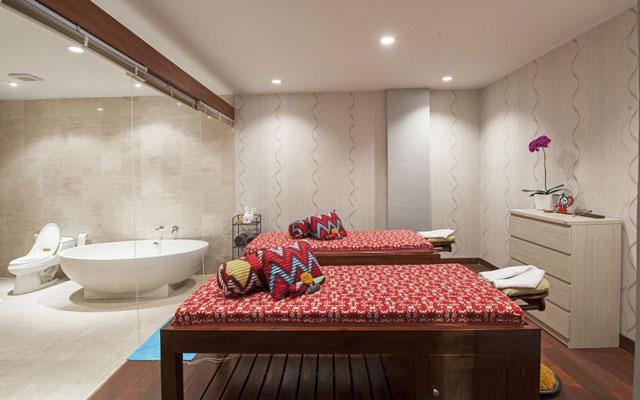 Ahara Spa - Ubud Wana Resort - Couple Room