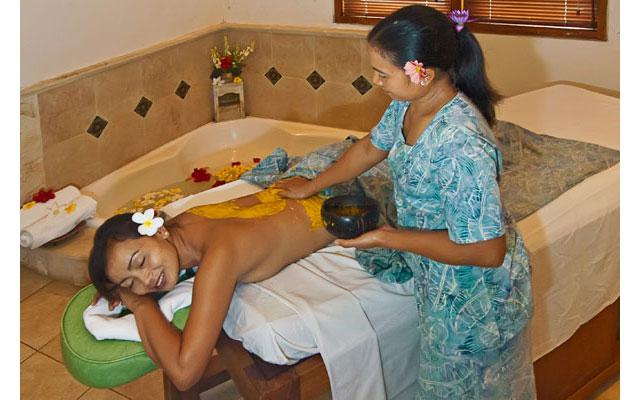 Spa Ubud - Alam Sari Spa : body wrap
