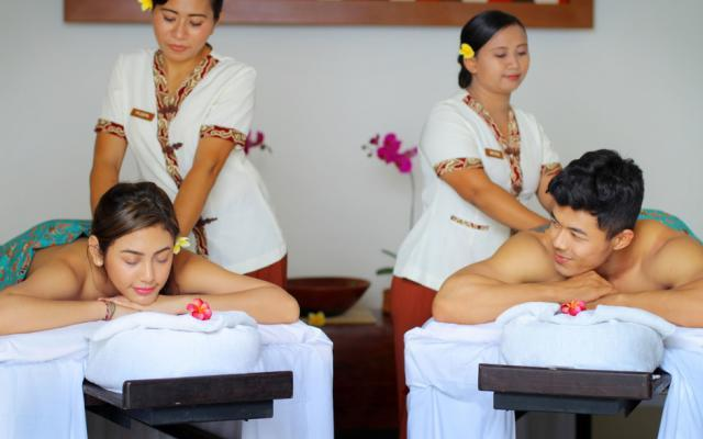Ashoka Tree Spa - Couple Massage