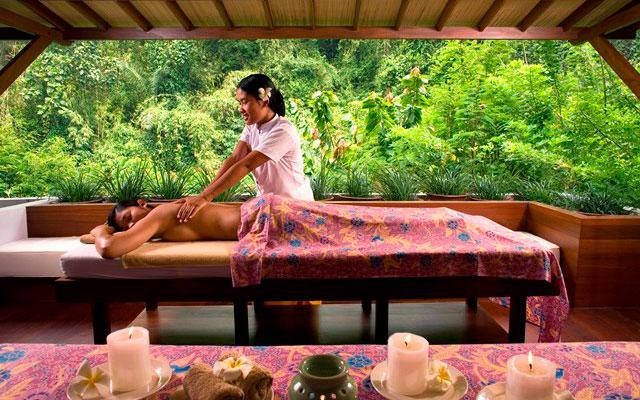Ayung Spa - Hanging Gardens Ubud - Body Massage