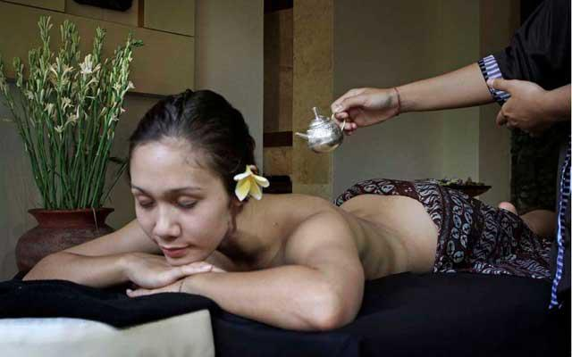 Spa in Ubud-Serayu Spa Ubud-Body Treatment