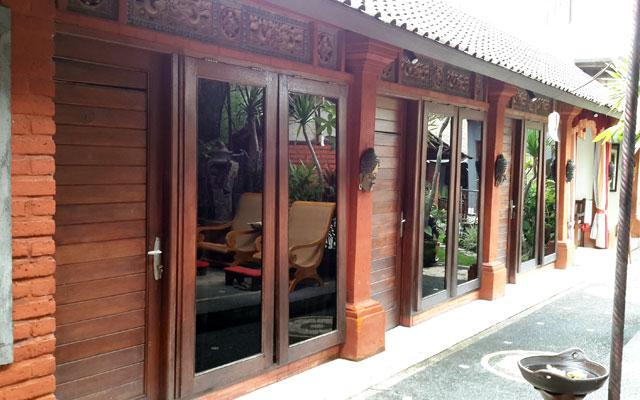Bumi Bali Spa Ubud - Front View - Cheap and Clean