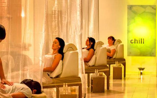 Spa Bali - Chill reflexology Seminyak : treatment room