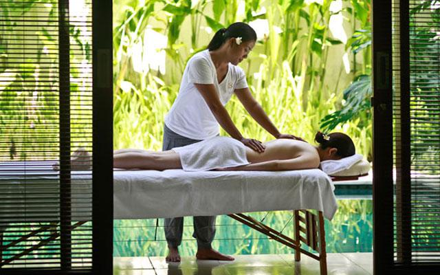 Ubud Spa - De Ubud Resort & Spa: Massage