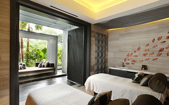Spa Bali - Double Treatment Room at Heavenly Spa, Westin Bali