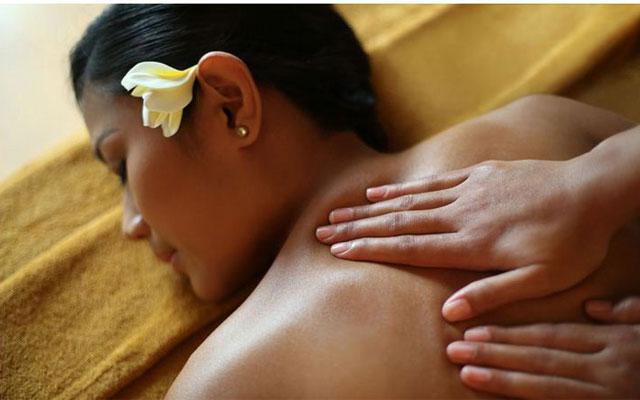 Spa Seminyak - Eastern Garden : massage