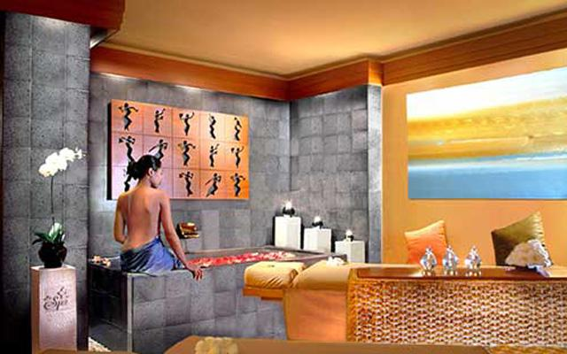 Spa Bali-In Balance Spa at Novotel Benoa, Bali-Flower Bath