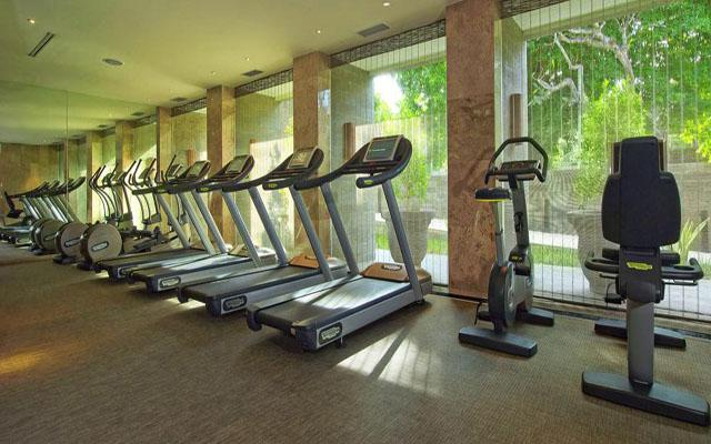 Spa Sanur - Fairmont Spa : gym