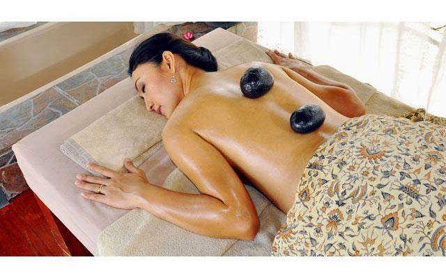Spa Kuta - Stone Massage at H' spa