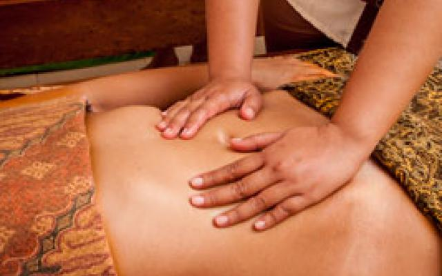 Spa Ubud - Inn Spa : massage