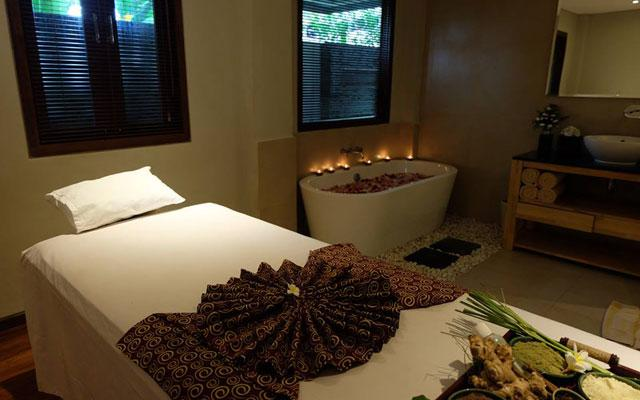 Island Spa - White Rose Hotel Bali