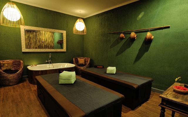 Kamala Bamboo Spa Jimbaran - Massage Room