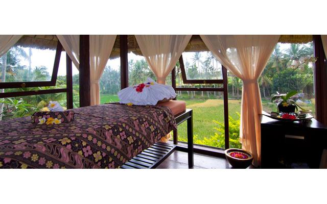 Lumbung Spa - Agung Raka Resort Ubud - Treatment Room