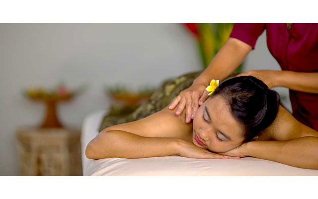 Spa Ubud - Abyan Spa : massage