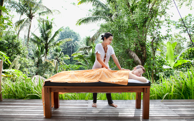 Spa Ubud - Amala Spa : massage