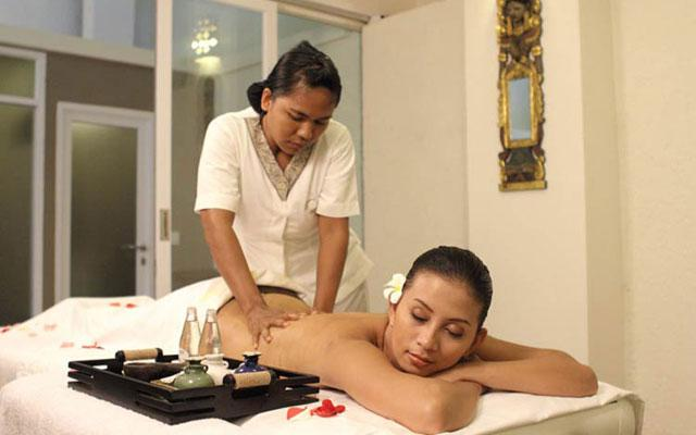 Spa Sukawati - Drupadi Spa : massage