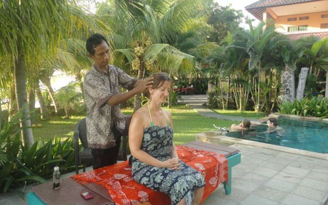 Massage Therapy Lovina