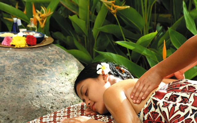 Spa Ubud - Tropical Spa : massage