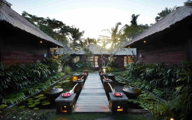 M Spa Bali - Your Transit Spa - Gazebo Area