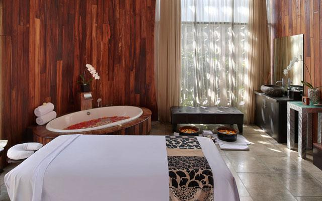 Luxury Day Spa - Peppers Seminyak - Massage Room
