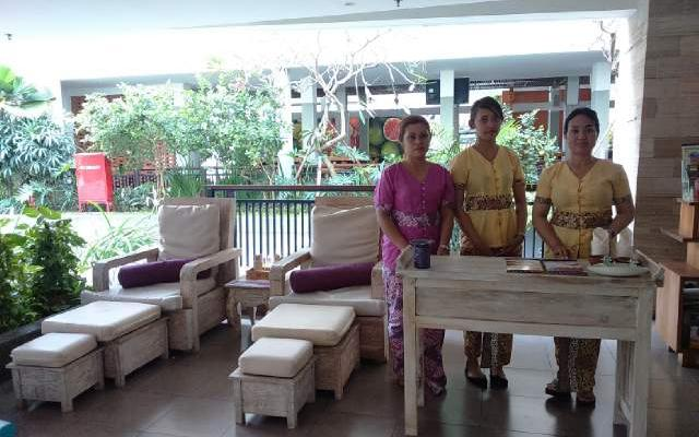 Sakaya Spa - Primera Hotel Seminyak - Therapists