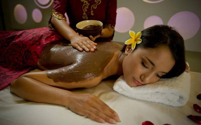 Spa Sanur - Bali Spa : chocolate treatment