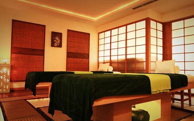 Spa Ubud - Shinto Spa : treatment room