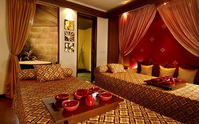 Spa Nusa Dua - Spassion Bali : couple room treatment