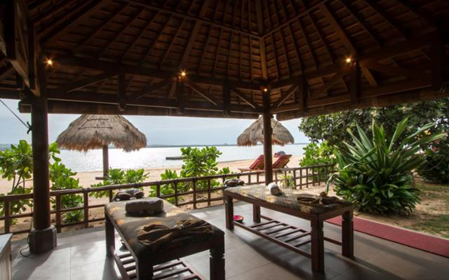Spa Nusa Dua - Peninsula Bay Resort Spa - Beach Massage