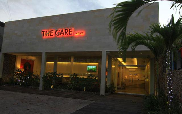 The Care Spa Seminyak - Entrance