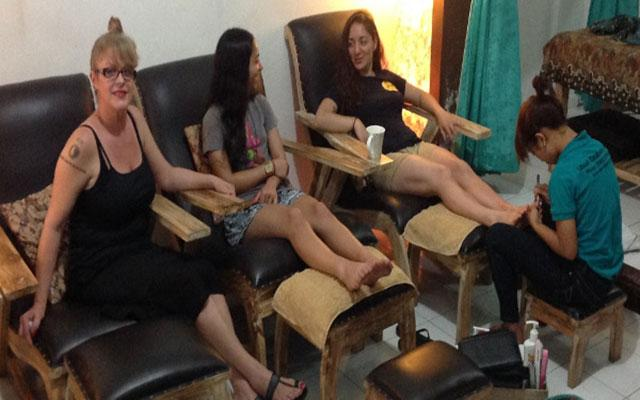 Ubud Exclusive Spa - Pedicure