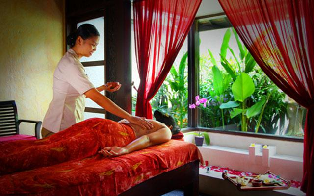 Body Massage - Ulin Spa Seminyak