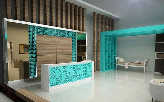 Spa Denpasar - Unagi Spa & Wellness Center - Lounge