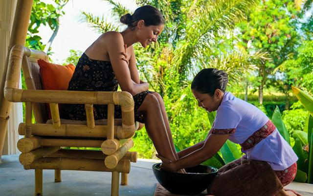 Visesa Spa Ubud - Foot Treatment