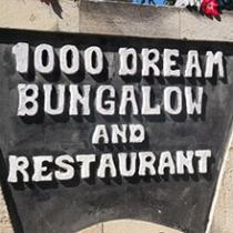 1000Dream Bungalow Signboard