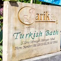 Carik Spa Ubud - First Turkish Bath in Bali - Logo