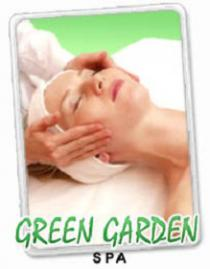 Spa in Kuta - Green Garden Spa: Logo